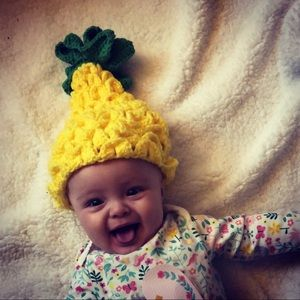 Other - Pineapple Hat